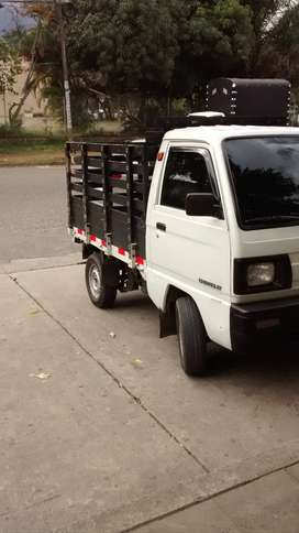 Chevrolet Super Carry estacas