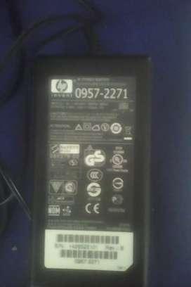 Adaptador de CA original HP 0957-2271 para impresoras HP
