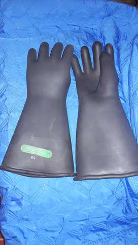 GUANTES DIELÉCTRICOS. CLASE 3 HASTA 26500V. TALLE G