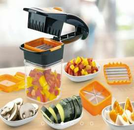 Rallador, picador de verduras, frutas y alimentos