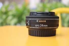 Canon Lens 24mm STM 2.8