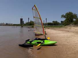 Vendo kayak trimaran