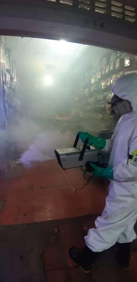 Limpieza y Desinfección 0