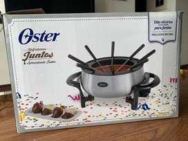 Olla eléctrica para fondue marca Oster