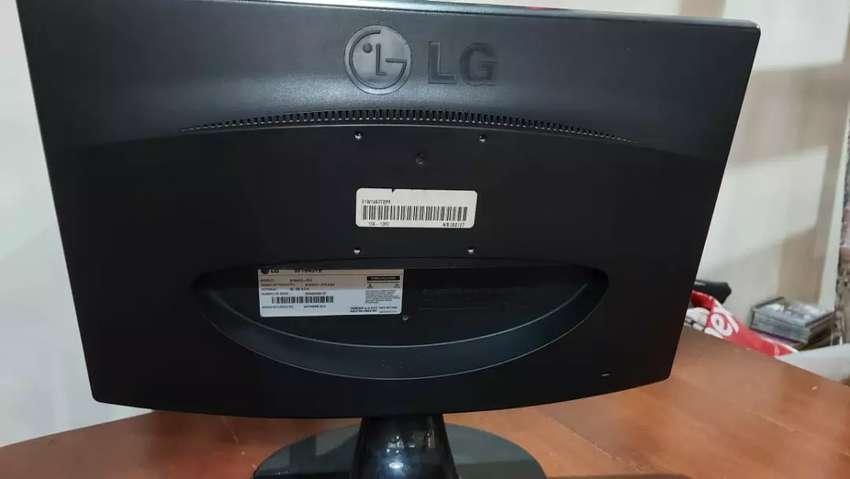 Monitor lg 18.5 pulgadas