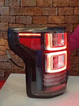 GUIAS LED FORD F150