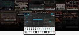 Arturia Analog Lab ( WIN  )  ( MAC--)  sonidos de teclado y sintetizador