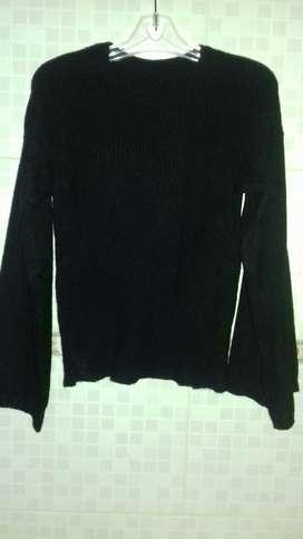 Sweter con Spandex