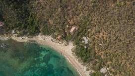 Cabaña turística en playa privada del Parque Tayrona, Santa Marta - Colombia