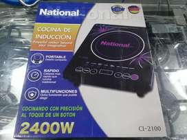 Cocina Eléctrica National