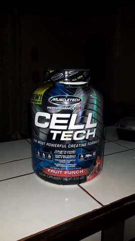 Cell tech ( fruit punch)
