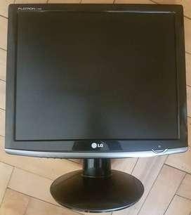 "Monitor LCD 17"" LG Flatron"