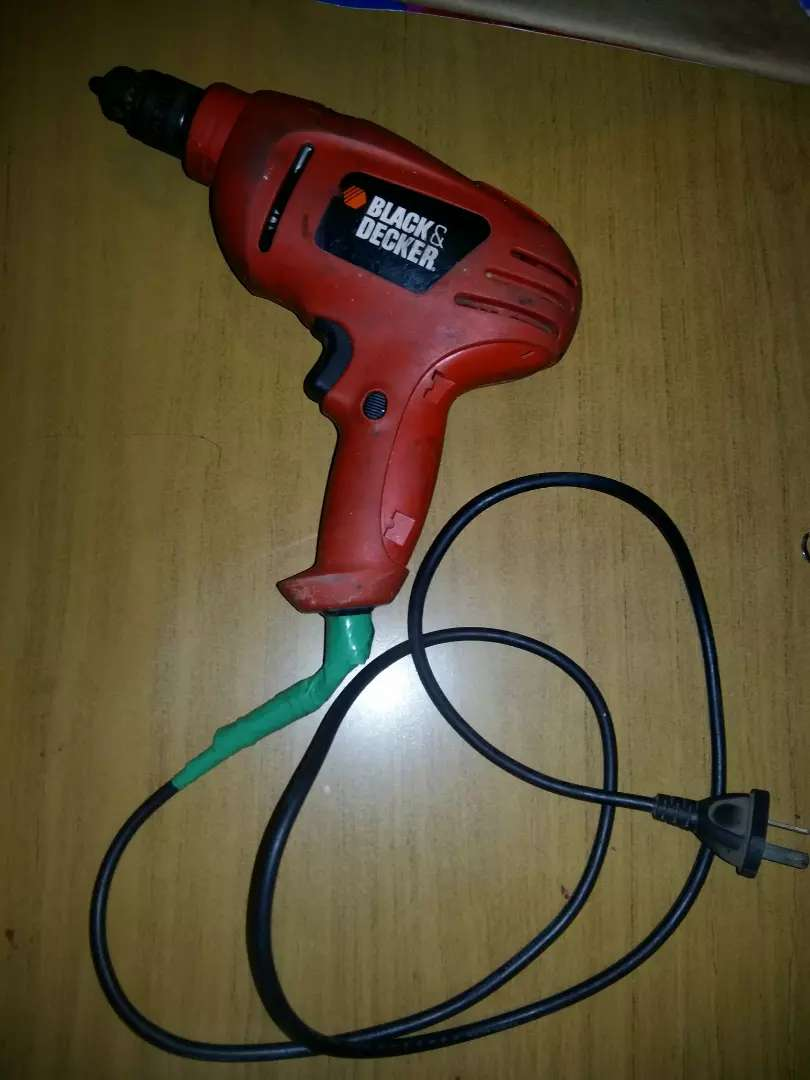 Agujereadora taladro Black & decker 0