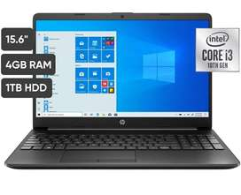 "A la venta Portatil HP 15,6"" 4GB RAM 1TB HDD"