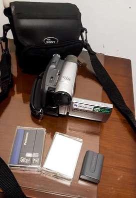 VIDEO CAMARA DIGITAL SONY DCR-HC36 HANDYCAM