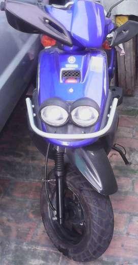 Motoneta-SCOOTER Yamaha BWS