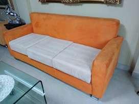 Remato auxiliar de sofá de 3 puestos USA
