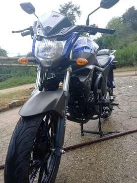 Vendo moto fz edición especial modelo 2021