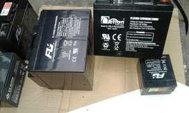 Baterías 40 Ah PARA UPS con $1millón de descuento