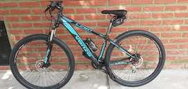 Bicicleta venzo locki original talle s rodad 29