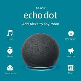 Amazon Echo 4 Generación - ALEXA