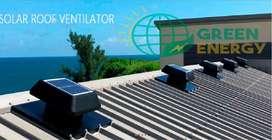 Extractor de aire Solar 50W
