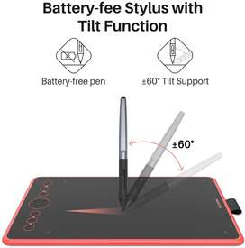 Tablet gráfica HUION inspiroy Ink H320M/doble propósito
