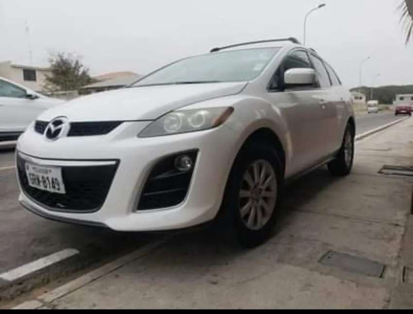 Mazda CX7 flamante 0