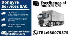 SERVICIO DE TRANSPORTE A NIVEL LOCAL Y NACIONAL