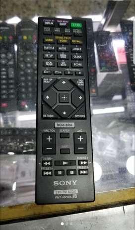 Control Sony para Equipo O Torre Nuevos