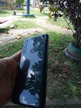 Vendo celular Motorola G8.
