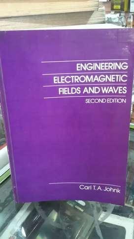 Ingeniería electromagnética campos y ondas 2 ed  jhonk