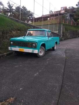 Se vende camioneta dodge 100  en buen estado , precio 16.000.000