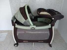Se vende corral para bebé. Marca GRACO. Unisex y en excelente estado