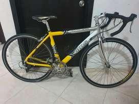 Vendo bicicleta de ruta GIOS ROAD PRO