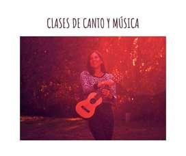 Clases de Canto - Online