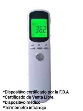 Termómetro infrarojo