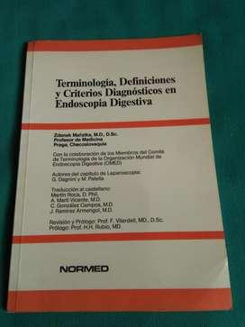 TERMINOLOGIA DEFINICIONES CRITERIOS DIAGNOSTICOS ENDOSCOPIA DIGESTIVA