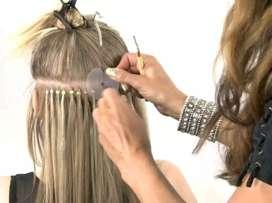 Aprende a colocar extensiones de cabello