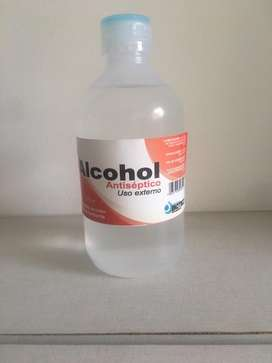 Alcohol antiseptico x 375 ml
