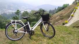 Venta de bicicleta electrica nueva STARKER URBAN ST
