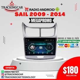 Radio Android Chevrolet