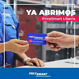 Price Smart compras Sta Cruz /Nicoya