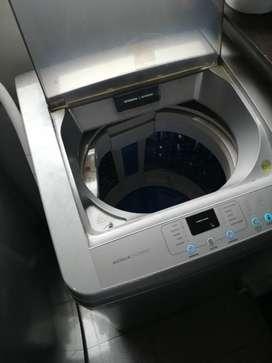 Lavadora electrolux 15 libras
