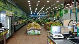 Arriendo de local para un supermercado