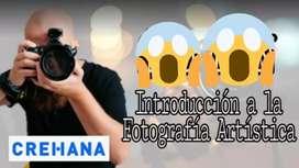 Curso introducción a la fotografía artistica