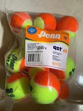 Bolas de tenis principiantes