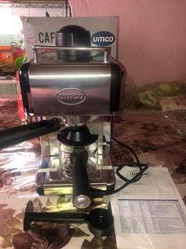 Cafetera Express inox