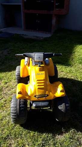 Cuatriciclo Rodacross Rx 454 Electrico Bateria 12v