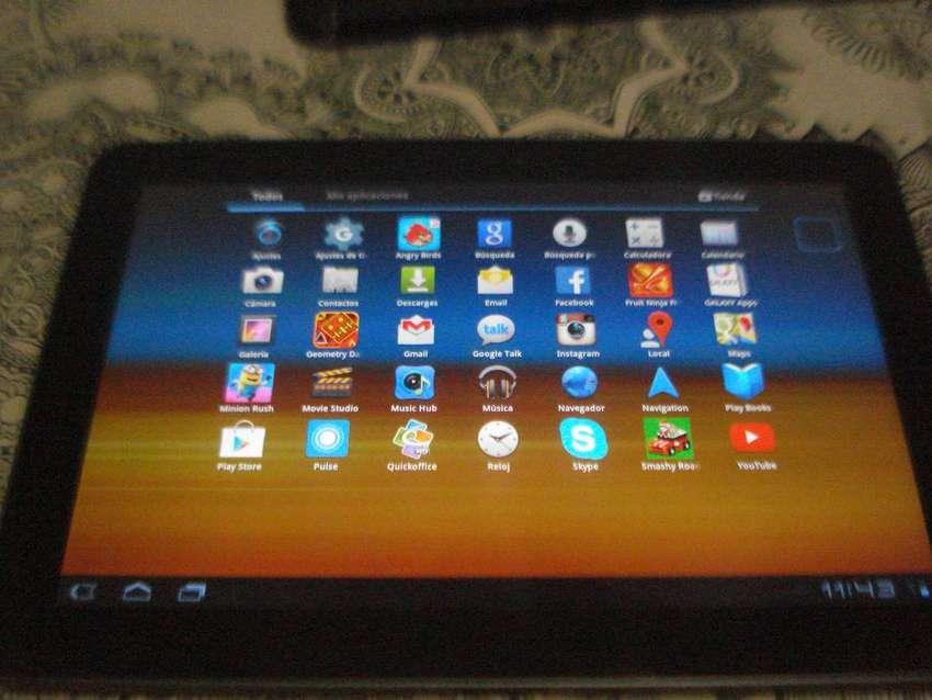 Tablet Samsung Gtp-7510 Pant 10.1 Excelente No Envio